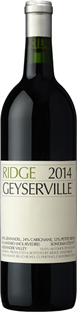 Ridge Geyserville 2014 750ml